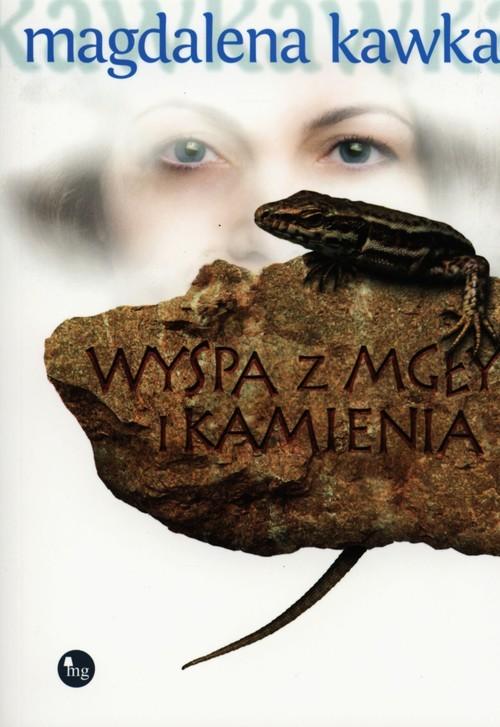 okładka Wyspa z mgły i kamienia, Książka | Kawka Magdalena