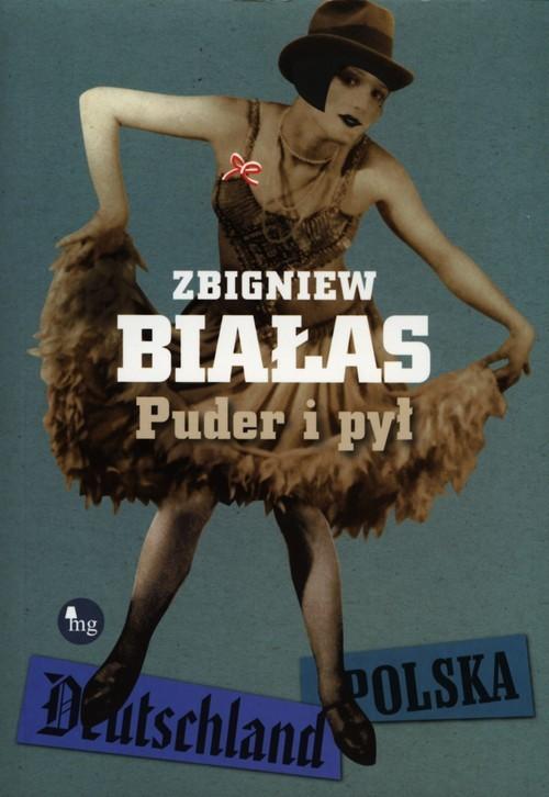 okładka Puder i pył, Książka | Zbigniew Białas