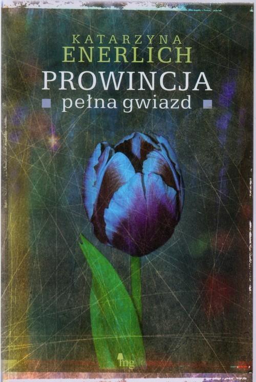okładka Prowincja pełna gwiazd, Książka   Katarzyna Enerlich