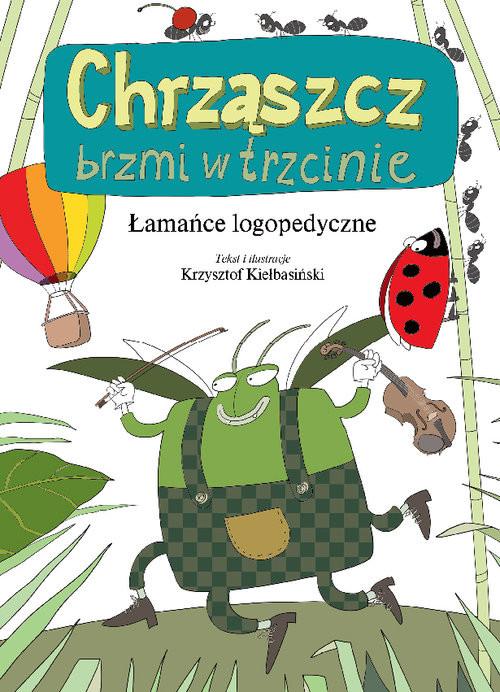 okładka Chrząszcz brzmi w trzcinie, Książka | Kiełbasiński Krzysztof