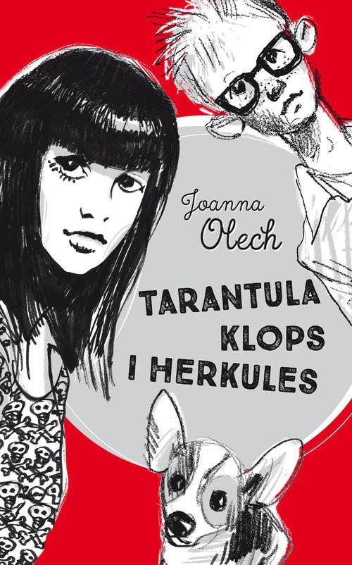 okładka Tarantula Klops i Herkulesksiążka |  | Joanna Olech