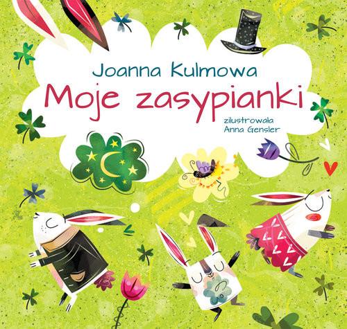 okładka Moje zasypianki, Książka   Kulmowa Joanna