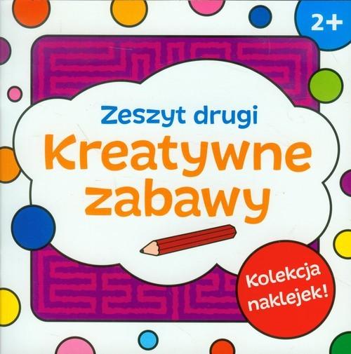 okładka Kreatywne zabawy. Zeszyt drugi, Książka | Bardos Krystyna