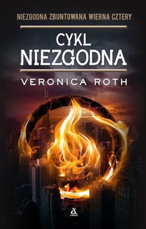 okładka Cykl Niezgodna, Książka | Roth Veronica