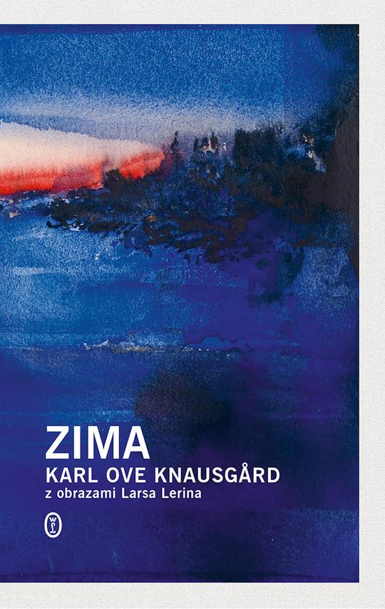 okładka Zima, Książka | Karl Ove Knausgård