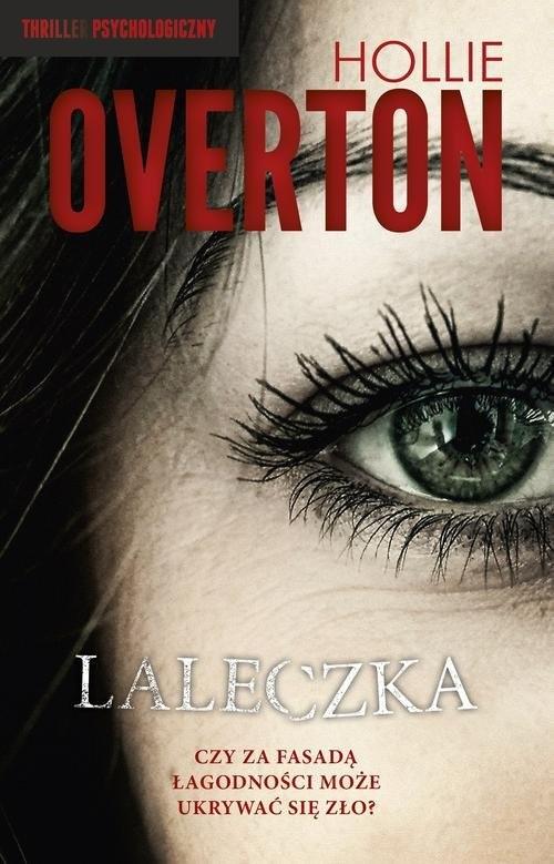 okładka Laleczka, Książka   Overton Hollie