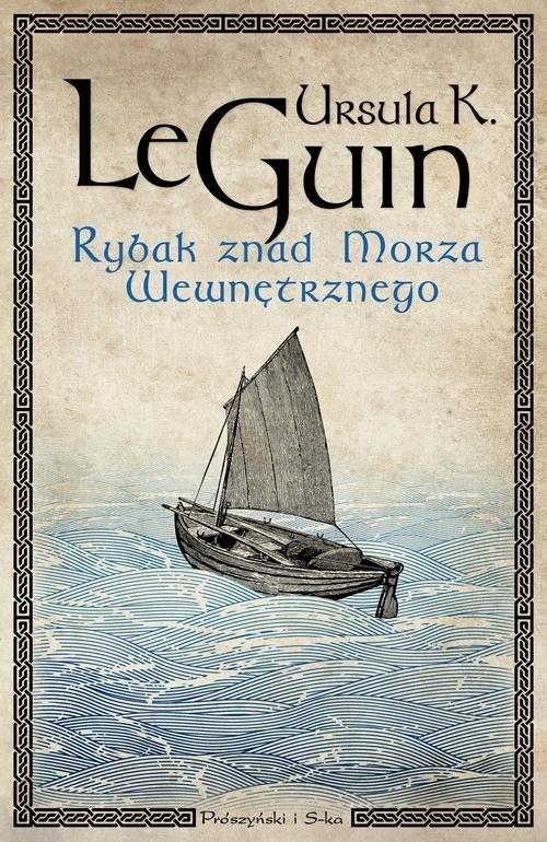 okładka Rybak znad Morza Wewnętrznego, Książka | Ursula K. Le Guin