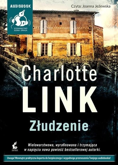 okładka Złudzenie, Książka | Link Charlotte