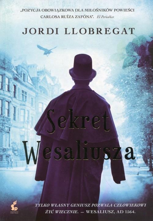 okładka Sekret Wesaliusza, Książka | Jordi Llobregat
