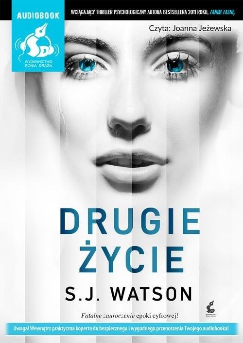 okładka Drugie życie, Książka | Watson SJ.