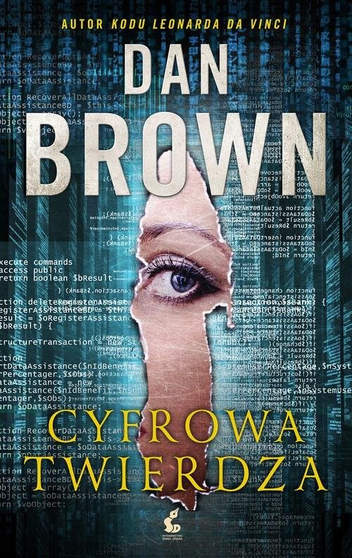 okładka Cyfrowa twierdza, Książka | Brown Dan