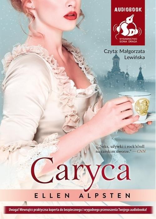 okładka Caryca, Książka   Alpsten Ellen