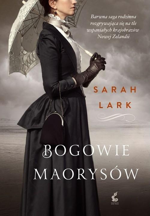 okładka Bogowie Maorysów, Książka | Sarah Lark