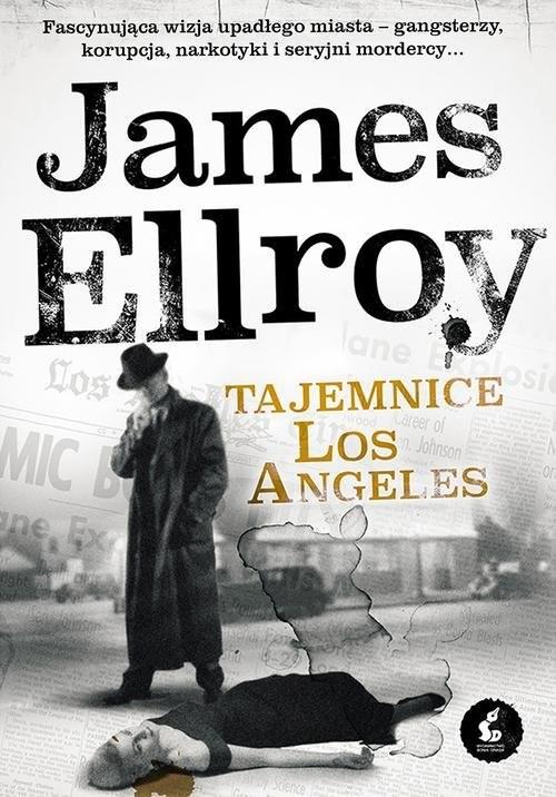 okładka Tajemnice Los Angeles, Książka | Ellroy James