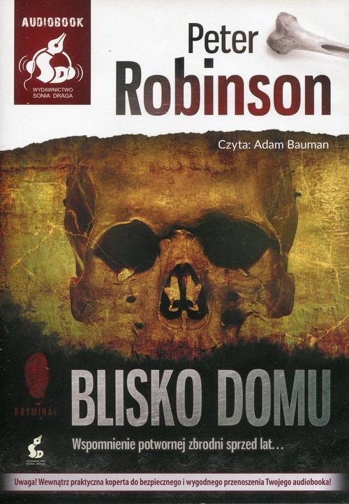 okładka Blisko domu, Książka | Robinson Peter