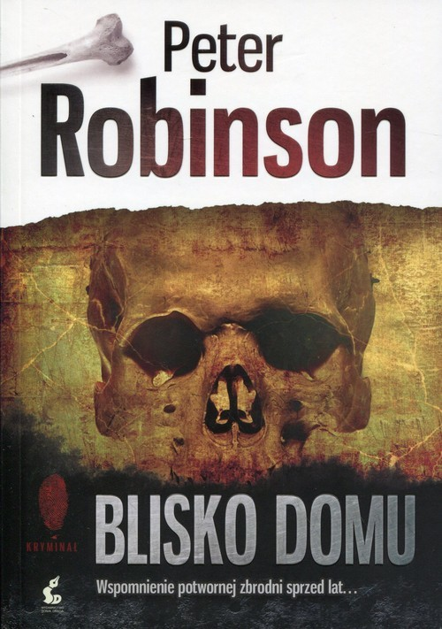 okładka Blisko domuksiążka |  | Peter  Robinson