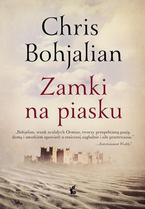 okładka Zamki na piasku, Książka | Chris Bohjalian
