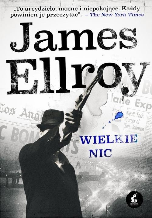 okładka Wielkie nicksiążka |  | Ellroy James