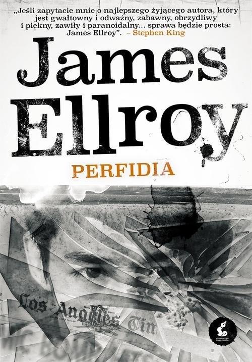 okładka Perfidia, Książka | Ellroy James