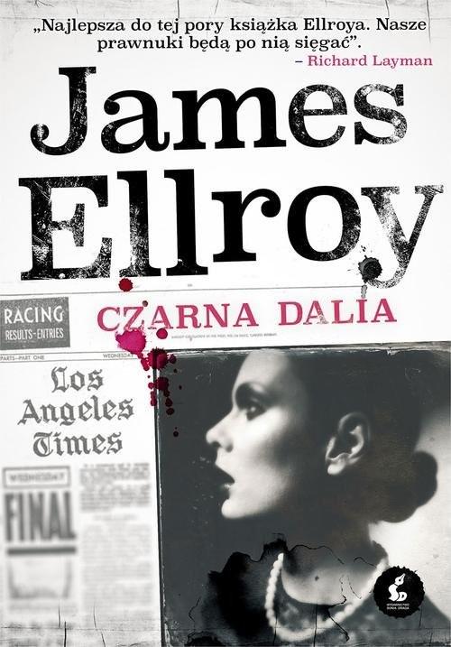 okładka Czarna Daliaksiążka |  | Ellroy James
