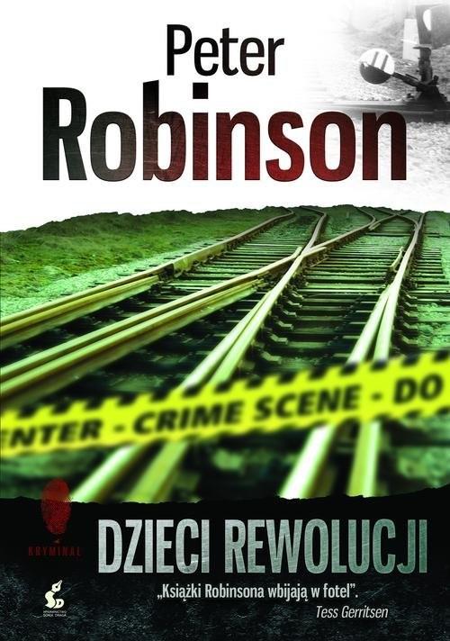 okładka Dzieci rewolucji, Książka | Robinson Peter