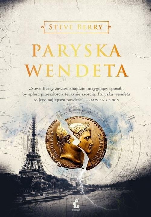 okładka Paryska wendeta, Książka | Steve Berry