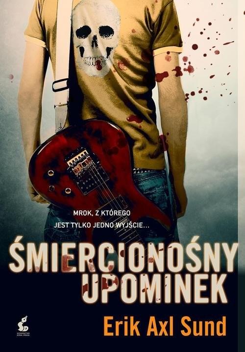 okładka Śmiercionośny upominek, Książka | Erik Axl  Sund