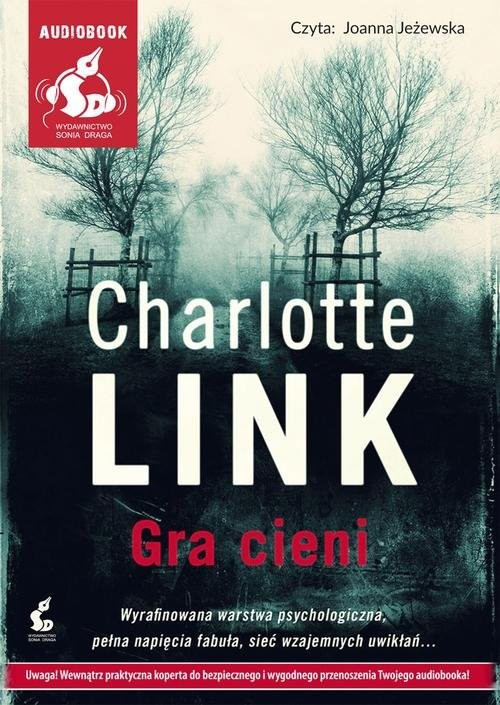 okładka Gra cieni, Książka | Link Charlotte