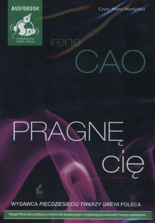 okładka Pragnę Cięksiążka |  | Irene Cao