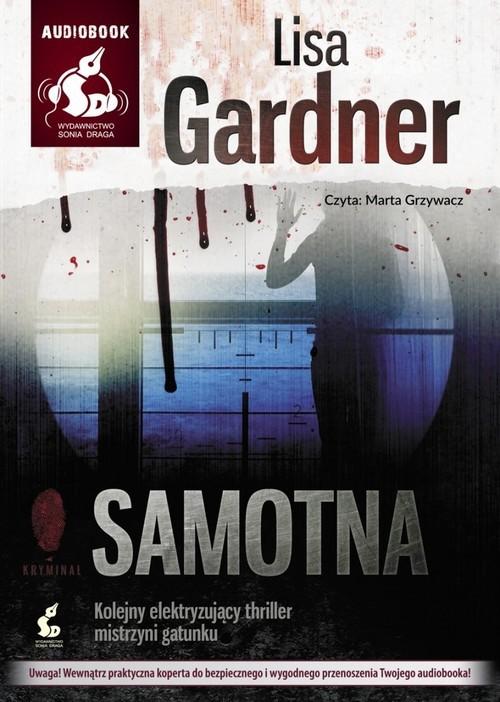 okładka Samotna, Książka | Gardner Lisa