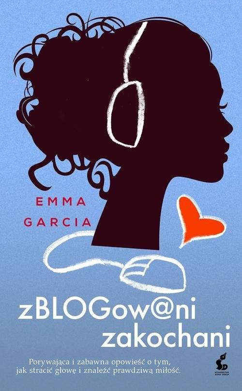 okładka zBLOGow@ni zakochani, Książka | Emma Garcia
