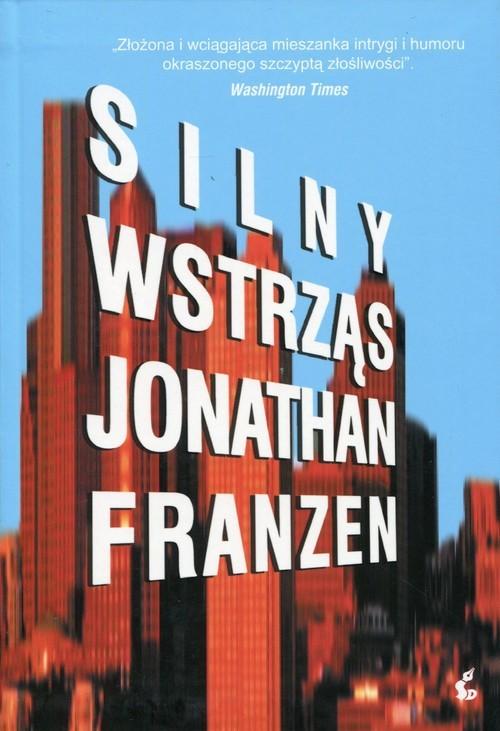 okładka Silny wstrząs, Książka | Franzen Jonathan