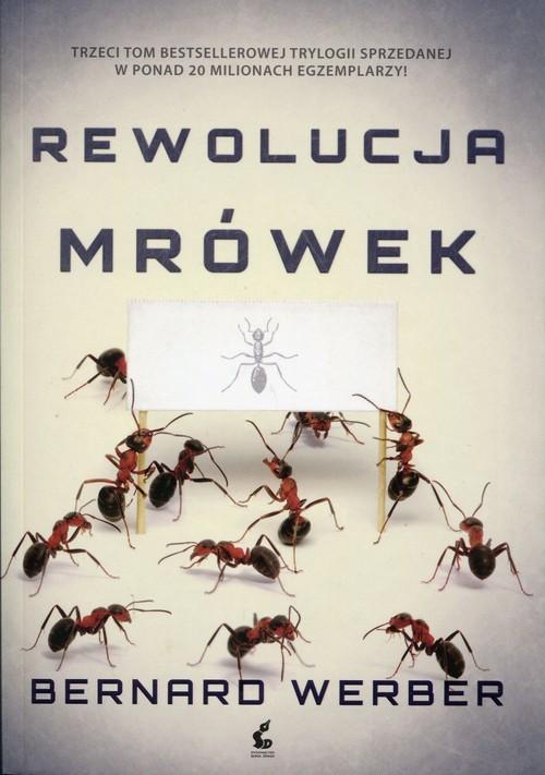 okładka Rewolucja mrówek. Tom 3, Książka | Werber Bernard