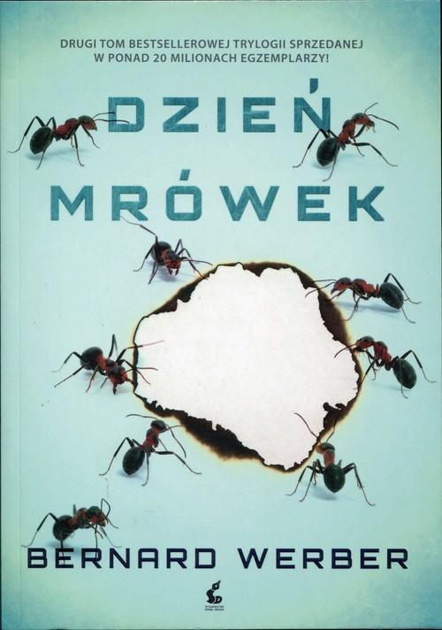 okładka Dzień mrówek Tom 2, Książka | Werber Bernard
