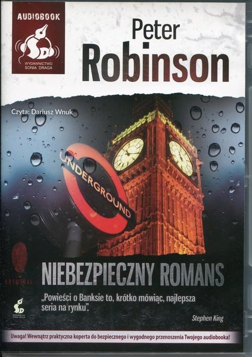 okładka Niebezpieczny romans, Książka | Robinson Peter