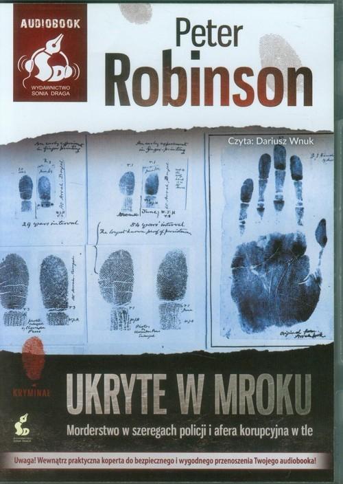 okładka Ukryte w mroku, Książka | Robinson Peter