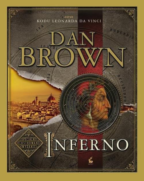 okładka Inferno, Książka | Brown Dan