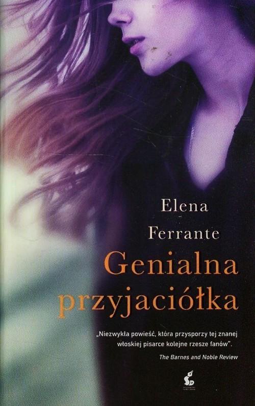 okładka Genialna przyjaciółkaksiążka |  | Elena Ferrante