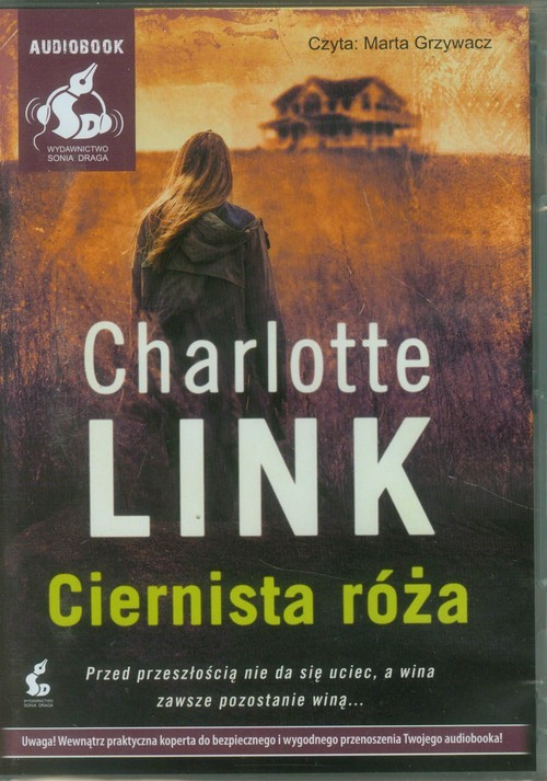 okładka Ciernista róża, Książka | Link Charlotte