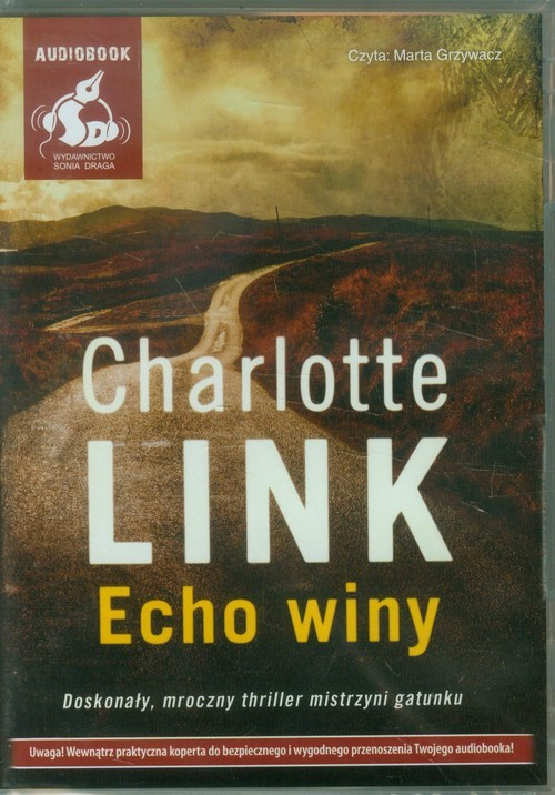 okładka Echo winyksiążka |  | Link Charlotte