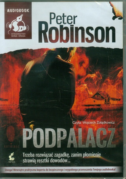 okładka Podpalaczksiążka |  | Robinson Peter