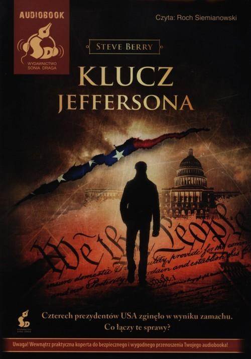 okładka Klucz Jeffersona, Książka | Berry Steve