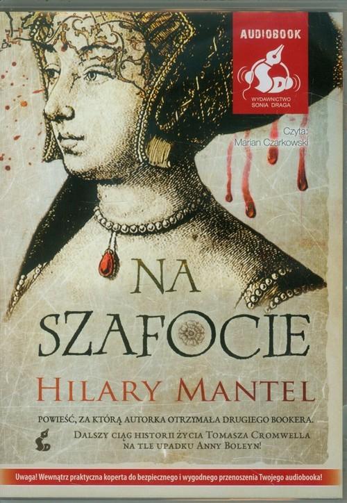 okładka Na szafocieksiążka |  | Mantel Hilary