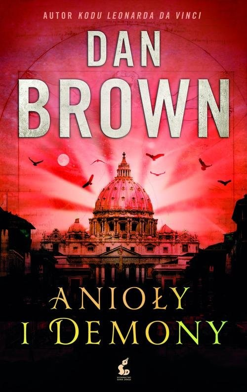 okładka Anioły i demony, Książka | Brown Dan