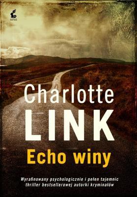okładka Echo winy, Książka | Link Charlotte