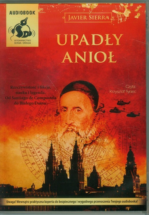 okładka Upadły aniołksiążka      Javier Sierra