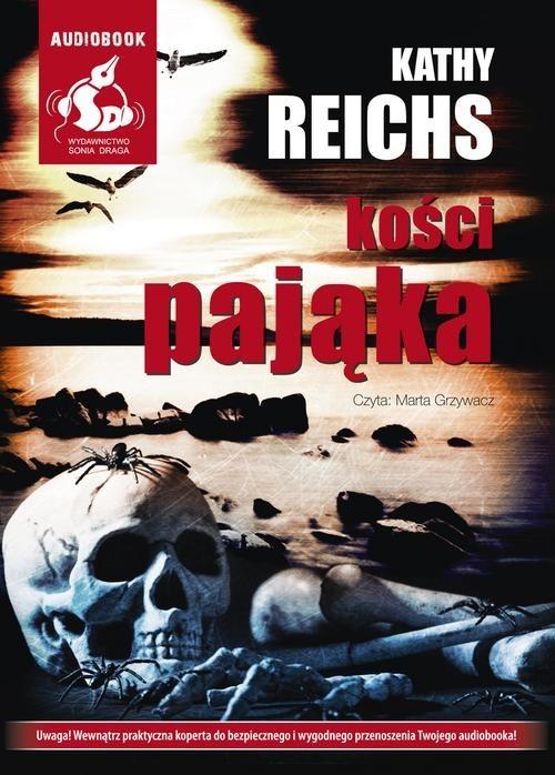 okładka Kości pająka, Książka | Reichs Kathy