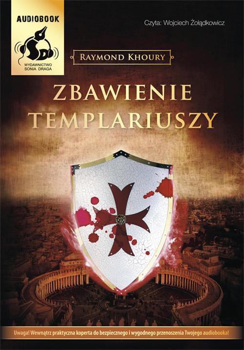 okładka Zbawienie Templariuszy, Książka | Khoury Raymond