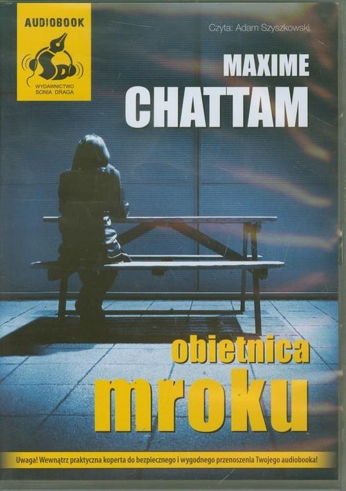 okładka Obietnica mroku, Książka | Chattam Maxime