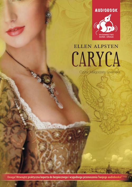 okładka Caryca, Książka | Alpsten Ellen